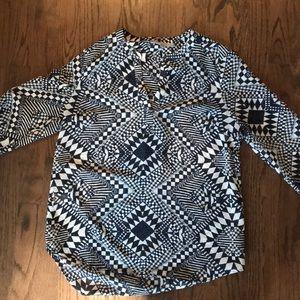 Daniel Rainn blouse